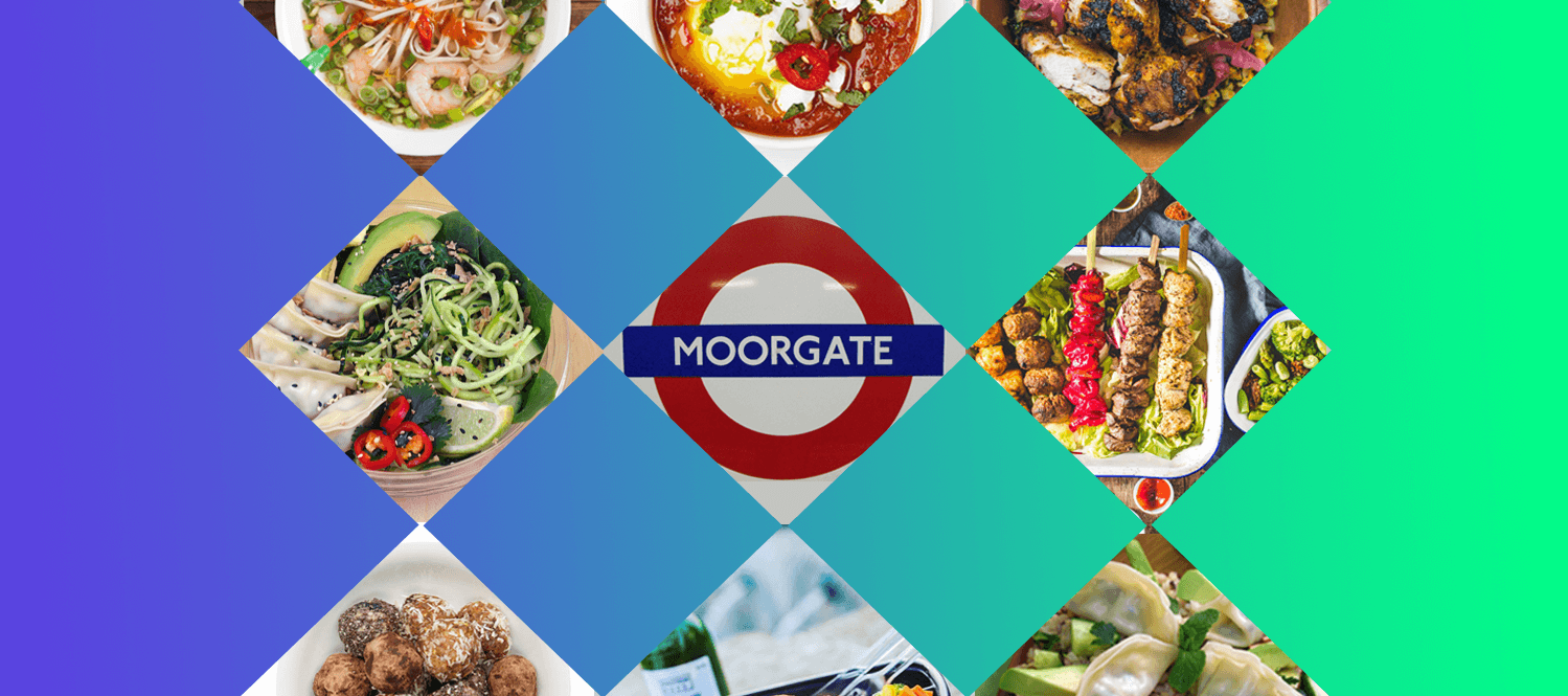 7 Best Places To Find Healthy Food In Moorgate